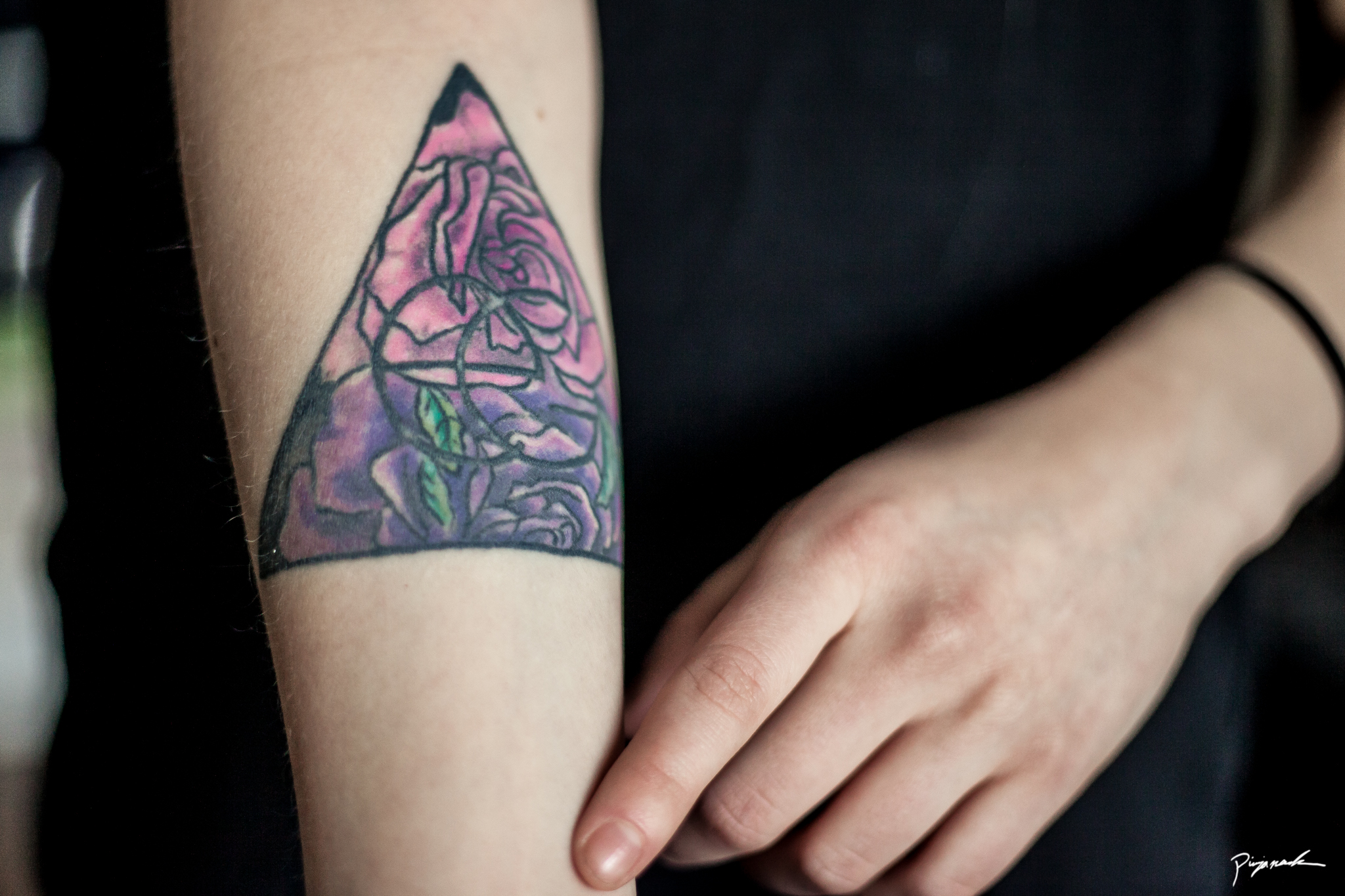 Tattooed Bear Stepfather