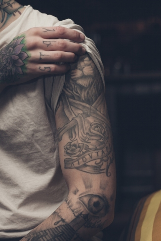 Humans With Tattoos